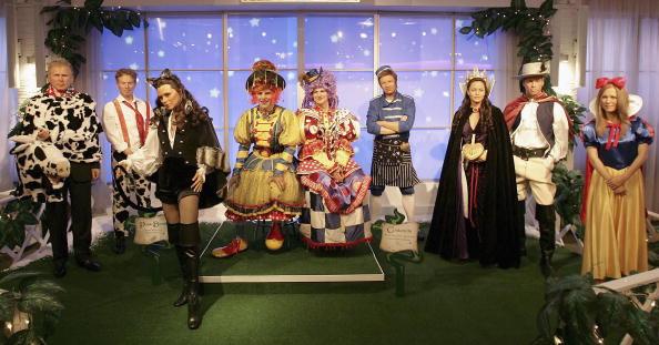 Ugliness「Madame Tussauds Celebrity Pantomime」:写真・画像(4)[壁紙.com]