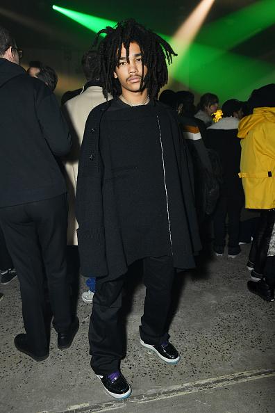 ニューヨークファッションウィーク「Raf Simons - Front Row - February 2018 - New York Fashion Week Mens'」:写真・画像(14)[壁紙.com]
