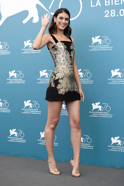 "Embellished Dress「""Guest of Honour"" Photocall - The 76th Venice Film Festival」:写真・画像(3)[壁紙.com]"
