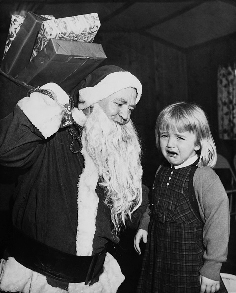 Santa Claus「Tears At Christmas」:写真・画像(18)[壁紙.com]