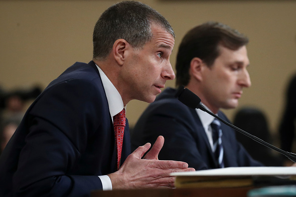 Daniel Gi「House Judiciary Committee Holds Second Hearing In Trump Impeachment Inquiry」:写真・画像(4)[壁紙.com]