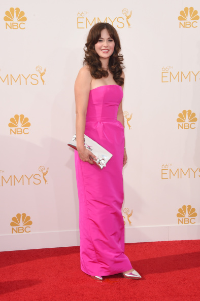 Clutch Bag「66th Annual Primetime Emmy Awards - Arrivals」:写真・画像(16)[壁紙.com]