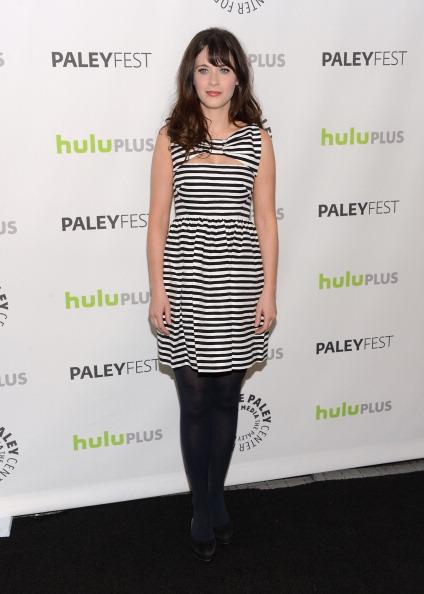 縞模様「The Paley Center For Media's PaleyFest 2013 Honoring 'New Girl'」:写真・画像(7)[壁紙.com]