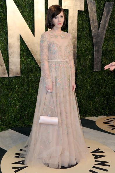 Nude Colored Dress「2013 Vanity Fair Oscar Party Hosted By Graydon Carter - Arrivals」:写真・画像(6)[壁紙.com]