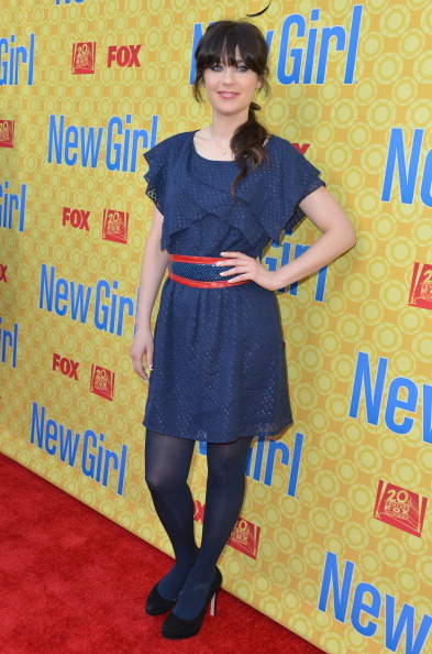"Stockings「The Academy Of Television Arts & Sciences' Screening Of Fox's ""New Girl""」:写真・画像(17)[壁紙.com]"