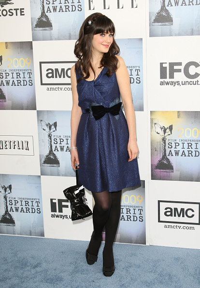 Hosiery「2009 Film Independent Spirit Awards - Arrivals」:写真・画像(0)[壁紙.com]