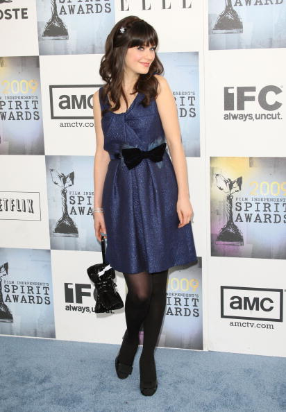 Hosiery「2009 Film Independent Spirit Awards - Arrivals」:写真・画像(1)[壁紙.com]