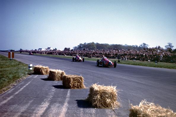 1950~1959年「Alfa Romeo At British GP」:写真・画像(0)[壁紙.com]