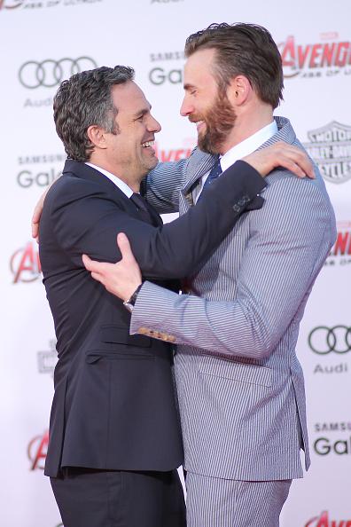 "Avengers Age of Ultron「Premiere Of Marvel's ""Avengers: Age Of Ultron""  - Arrivals」:写真・画像(19)[壁紙.com]"