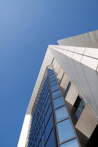 Postmodern「Modern Office Building Facade」:スマホ壁紙(6)
