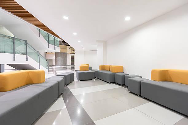 Modern Office Lobby:スマホ壁紙(壁紙.com)