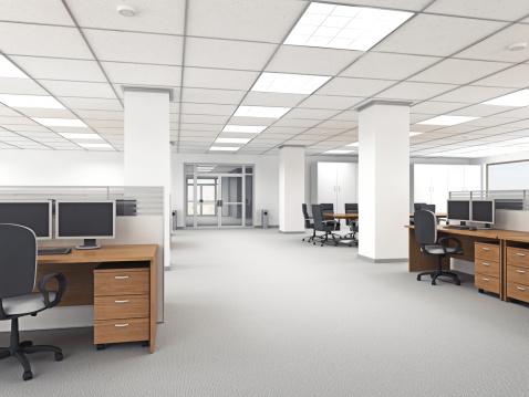 Corporate Business「Modern Office Interior」:スマホ壁紙(17)
