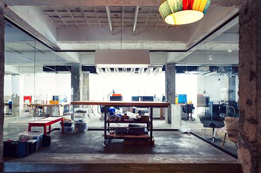 Wide「Modern Office.」:スマホ壁紙(7)