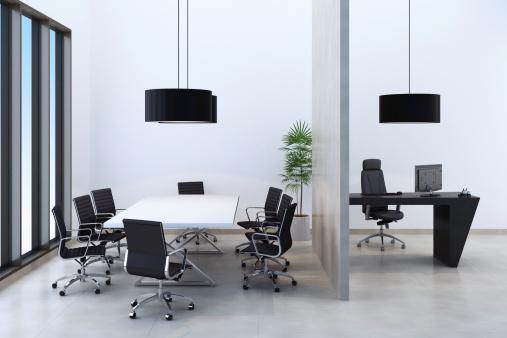 Technology「Modern Office」:スマホ壁紙(11)