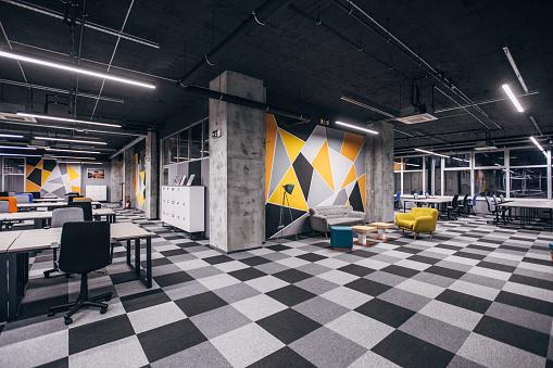 Creative Artists Agency「Modern Office」:スマホ壁紙(13)