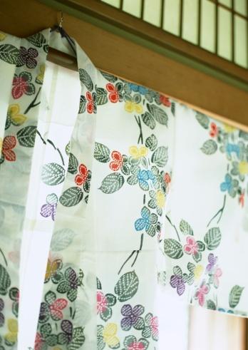 Kimono「Japanese summer kimono(Yukata)」:スマホ壁紙(10)