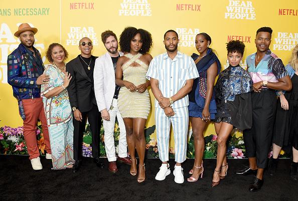 """Season 3「Premiere Of Netflix's """"Dear White People"""" Season 3 - Arrivals」:写真・画像(13)[壁紙.com]"""