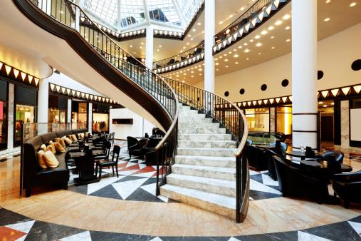 Clothing Store「modern luxury staircase」:スマホ壁紙(18)