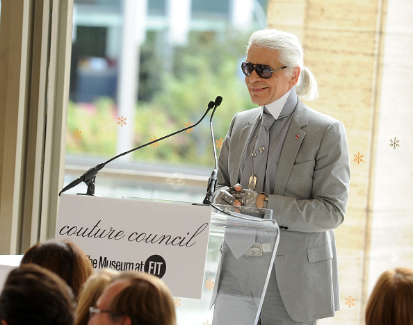 Stephen Lovekin「The FIT Couture Council's Annual Luncheon Honoring Karl Lagerfeld」:写真・画像(18)[壁紙.com]