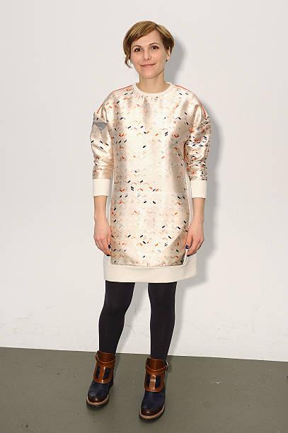 Katty Xiomara - Backstage - Mercedes-Benz Fashion Week Fall 2015:ニュース(壁紙.com)