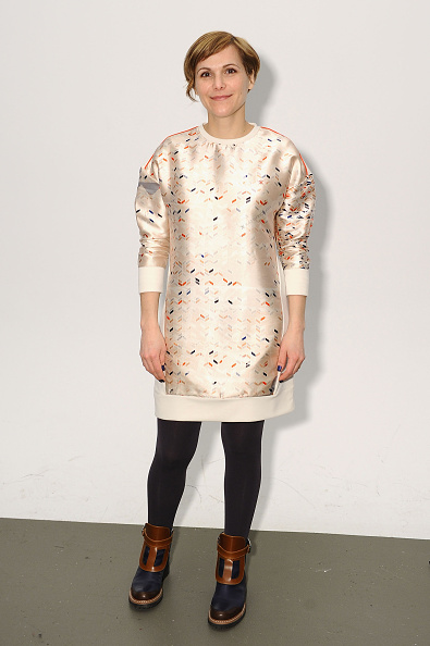 Chelsea Piers「Katty Xiomara - Backstage - Mercedes-Benz Fashion Week Fall 2015」:写真・画像(12)[壁紙.com]