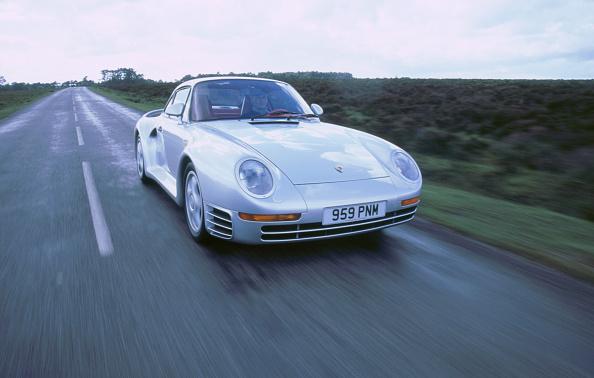Country Road「1988 Porsche 959」:写真・画像(16)[壁紙.com]