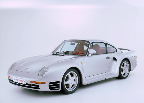 Model - Object「1988 Porsche 959」:写真・画像(3)[壁紙.com]