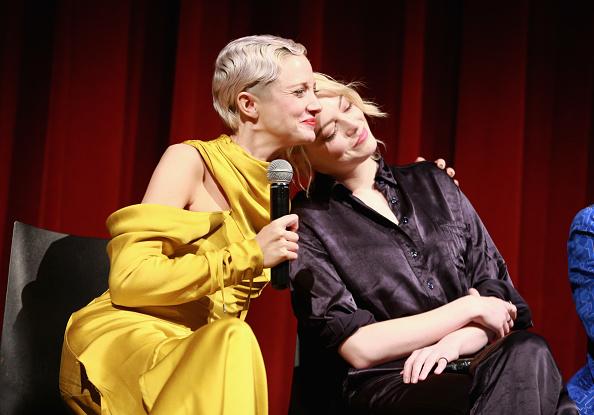 エマ・ストーン「The Academy of Motion Picture Arts & Sciences Hosts an Official Academy Screening of THE BATTLE OF THE SEXES」:写真・画像(0)[壁紙.com]