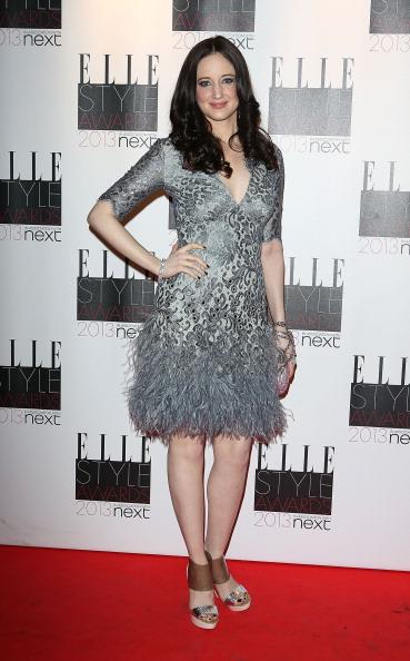 Scalloped - Pattern「Elle Style Awards - Red Carpet Arrivals」:写真・画像(2)[壁紙.com]
