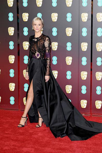 Train - Clothing Embellishment「EE British Academy Film Awards - Red Carpet Arrivals」:写真・画像(16)[壁紙.com]