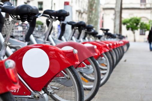 Saddle「Public Bikes for Rent」:スマホ壁紙(18)
