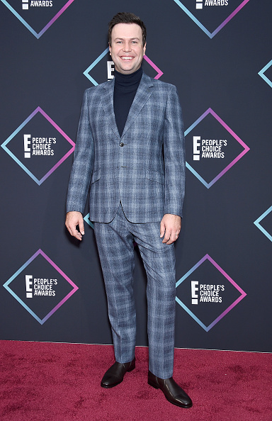 Mock Turtleneck「People's Choice Awards 2018 - Press Room」:写真・画像(5)[壁紙.com]