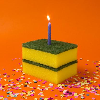 Candle「Conceptual birthday cake」:スマホ壁紙(11)