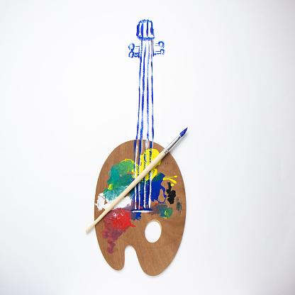 Violin「Conceptual violin」:スマホ壁紙(0)