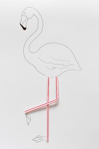 Imagination「Conceptual drawing of a stork」:スマホ壁紙(16)
