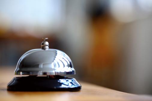 Service Bell「Hotel reception bell」:スマホ壁紙(13)