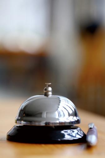 Bell「Hotel reception bell」:スマホ壁紙(12)