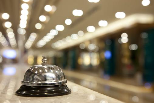 Bell「Hotel Reception Bell」:スマホ壁紙(8)
