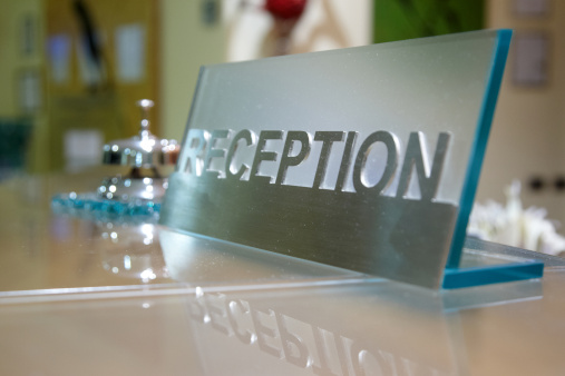 Bell「Hotel reception desk and bell」:スマホ壁紙(13)