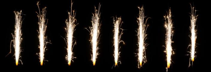 Chinese New Year「Firework fountains」:スマホ壁紙(16)