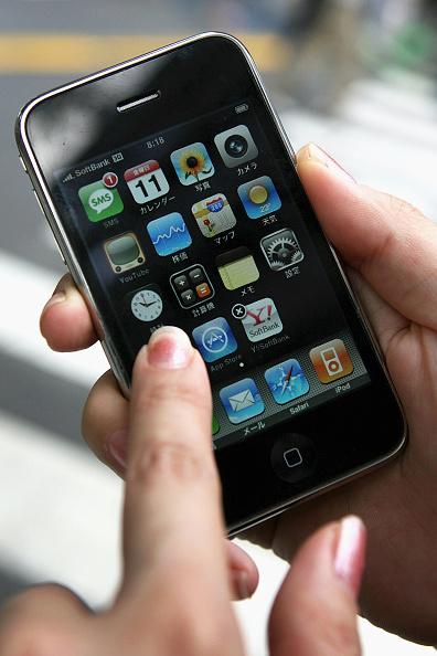 Wireless Technology「iPhone Goes On General Sale In Tokyo」:写真・画像(9)[壁紙.com]