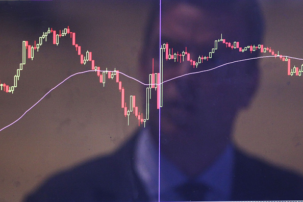 Stock Market and Exchange「Stocks Continue Downward Slide On Heels Of Yesterday's Extreme Fall」:写真・画像(1)[壁紙.com]
