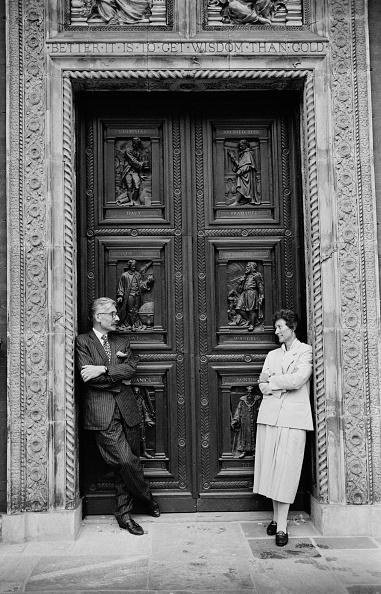 Vitality「Dame Elizabeth Esteve-Coll And Sir Roy Strong」:写真・画像(9)[壁紙.com]