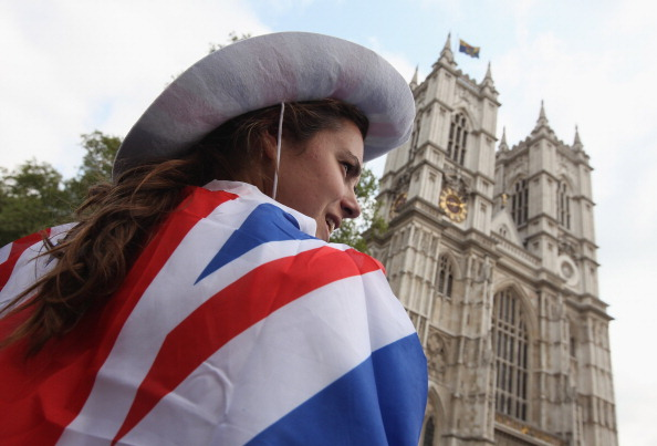 Royal Wedding of Prince William and Catherine Middleton「Final Preparations Are Made Ahead Of The Royal Wedding」:写真・画像(3)[壁紙.com]