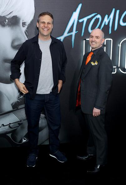 USA「Premiere Of Focus Features' 'Atomic Blonde' - Arrivals」:写真・画像(3)[壁紙.com]