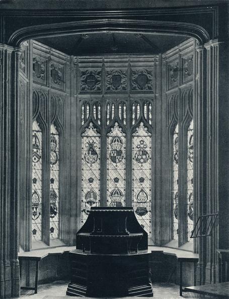 Costume Jewelry「'The Oriel Window in Hall', 1926」:写真・画像(12)[壁紙.com]