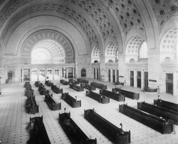 Architectural Feature「Union Waiting Room」:写真・画像(1)[壁紙.com]