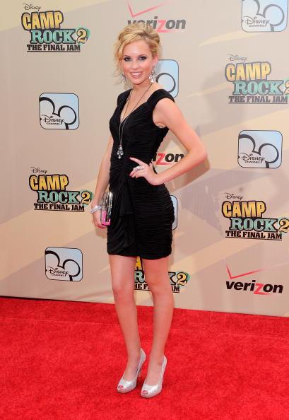 キャンプ・ロック2 ファイナル・ジャム「'Camp Rock 2: The Final Jam' New York Premiere - Outside Arrivals」:写真・画像(17)[壁紙.com]