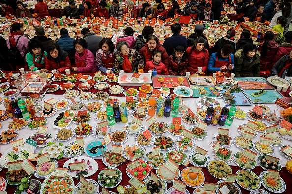 Homemade「Hundred-Family Banquet Celebrates The Upcoming Chinese Lunar New Year」:写真・画像(17)[壁紙.com]