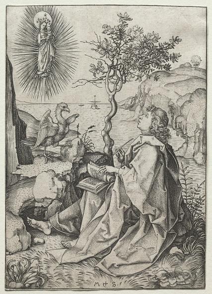 Preacher「St. John The Evangelist On The Isle Of Patmos. Creator: Martin Schongauer (German」:写真・画像(17)[壁紙.com]